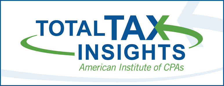 AICPA Total Tax Insights Web Button Frame Canton, Massillon, Stark County, School Districts, Ohio, Federal   They all want taxes! And more...
